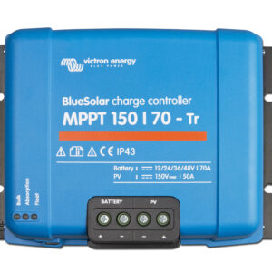 Victor Energy SmartSolar MPPT 150/70-TR Solar Charge Controller