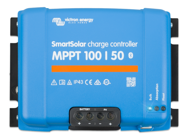 Victron Energy SmartSolar MPPT 100/50 Solar Charge Controller