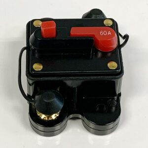 Surface Mount Circuit Breaker w/ Manual Reset Waterproof