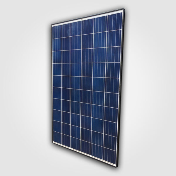 Side view 250W T Series Solar Panel SanTan Solar